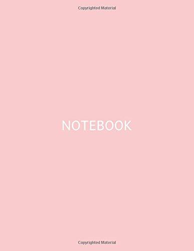 Notebook: Pink