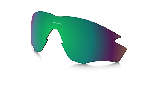 Oakley AOO9212LS M2 Frame Sport Replacement Sunglass Lenses, Prizm Shallow Water Iridium Polarized, 145 mm