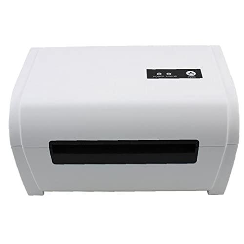 Impresora de etiquetas de escritorio inalámbrico USB 203DPI de alta velocidad de etiquetas térmicas de envío Maker Accesorios máquina de escribir