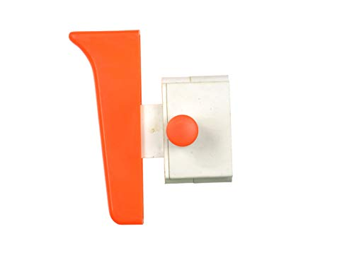 Ersatz Taste Schalter Switch, Ersatzschalter für Winkelschleifer - Schalter Kompatibel mit 230mm Winkelschleifer
