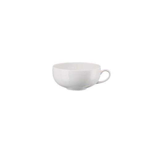 Arzberg Rosenthal Teaworld - Tee-Obertasse - Tunis - weiß - 0,2 l - Porzellan