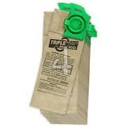 Papieren stofzakken voor Sebo K1 K3 Stofzuiger (Pak van 50)