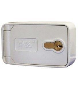 Caja seguridad desbloqueo exterior electrofreno motor enrollable persiana metalica comercial, garaje, parking puerta enrollable
