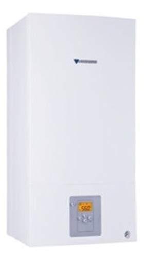 Caldaia a Condensazione Cerapur Compact 24 Kw Zwb 24-1 De + Kit Fumi Junckers