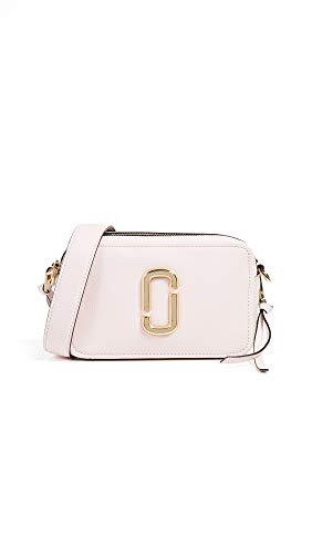 Marc Jacobs The Softshot 21 - Borsa da donna, Rosa (Blush Multi), Taglia unica