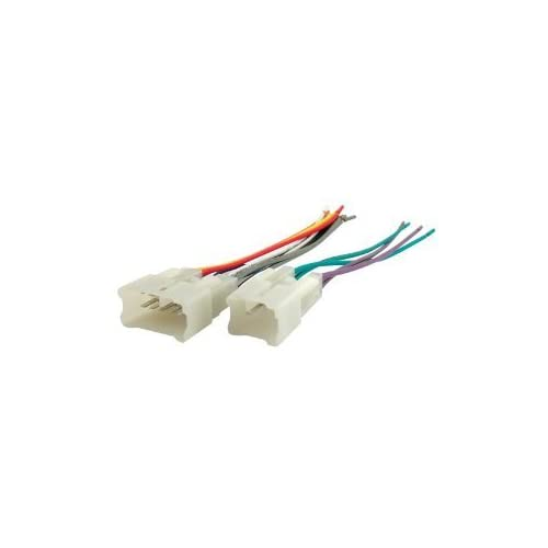 Admirable Amazon Com Stereo Wire Harness Toyota Matrix 05 06 07 08 2005 2006 Wiring Cloud Hisonuggs Outletorg