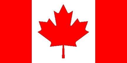 Canadian Drapeau Canada - 8 'x5'- MASSIVE!