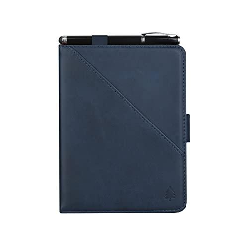 Se Adapta a la Nueva Carcasa de PU para Kindle [10.a generación - versión 2019 únicamente] con Soporte, Puede Insertar Tarjeta, Reposo/activación automático