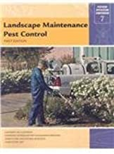 Landscape Maintenance Pest Control (Pesticide Application Compendium)