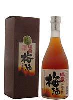 瑞泉酒造『沖縄黒糖使用  梅酒』