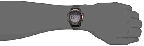 Garmin Fenix 5- Reloj Multideporte, con GPS y medidor de frecuencia Cardiaca,