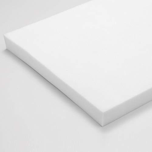NiroSport Schaumstoffplatte Schaumstoffzuschnitt Schaumstoffpolster RG 25/40 (100x70x8 cm)