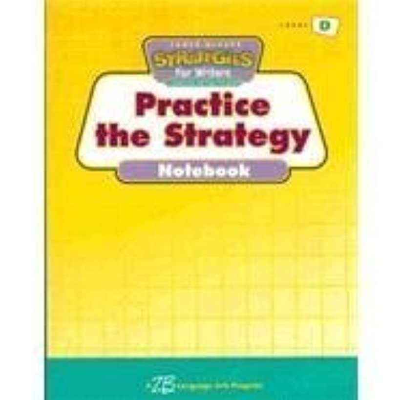 Practice the Strategy Notebook 4 by Na (2005-01-03)