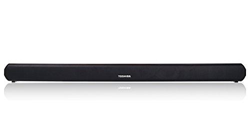 Toshiba 2.0 Channel Bluetooth Soundbar TV Speaker: Sound ...