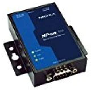MOXA NPort 5150-1 Port RS-232/422/485 Serial Device Server