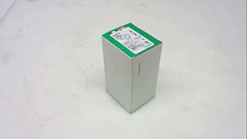 Schneider Baby-Boys x Frontelement rund für Pilzdrucktaster, Zugentriegelung, durchmesser 40, Rot, 22 cm