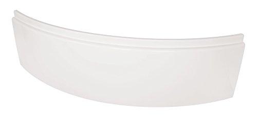 Calmwaters® - Exclusive 2 - Wannenschürze aus weißem Acryl für Eckbadewannen mit 150 cm Schenkellänge - 03SL3371