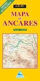 Mapa da Serra dos Ancares (Cartografía)