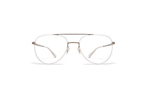 Mykita LESSRIM JUN - Gafas de sol, color dorado y gris