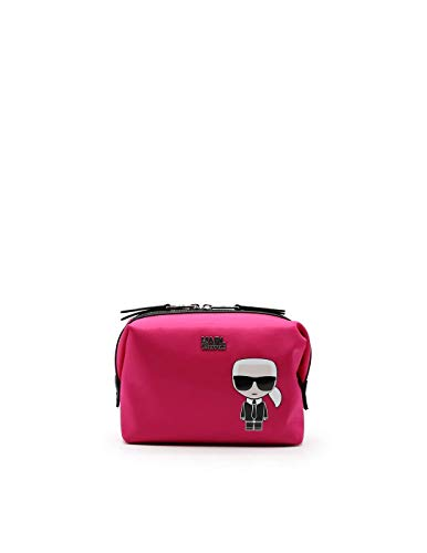 Karl LAGERFELD Kikinik-tas voor dames, model 201W3201, fuchsia