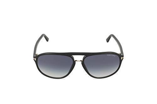Tom Ford FT0329 52F 57 gafas de sol, Negro , 57.0 para Mujer