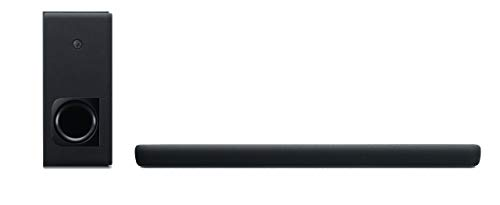 Yamaha YAS-209 Soundbar with Integrated Alexa Voice Control and Wireless Subwoofer - Black