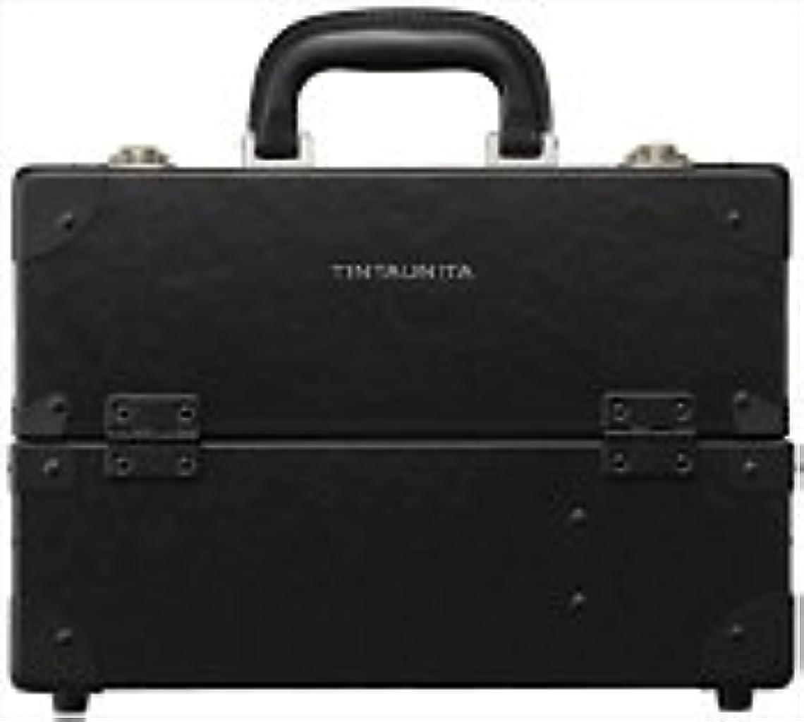 クラフト温度精通したTINTAUNITA ファイバー素材メイクボックス(日本製)