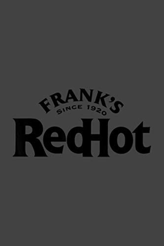 Frank S Red Hot Logo: Notebook Planner -6x9 inch Daily Planner Journal, To Do List Notebook, Daily Organizer, 114 Pages