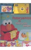 Fotocuentos de Elmo y sus amigos / Photo-story from Elmo and his friends: Libro De Cuentos Con Camara / Storybooks with Camara (Plaza Sesamo)
