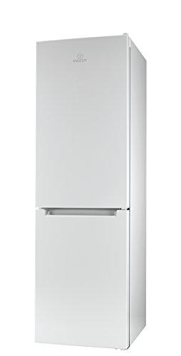 Indesit LI80 FF2 W B Independiente 305L A++ Blanco nevera y congelador - Frigorífico (305 L, SN-T, 3 kg/24h, A++, Compartimiento de zona fresca, Blanco)