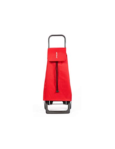 Rolser Carro Jet LN 2 Ruedas - Rojo