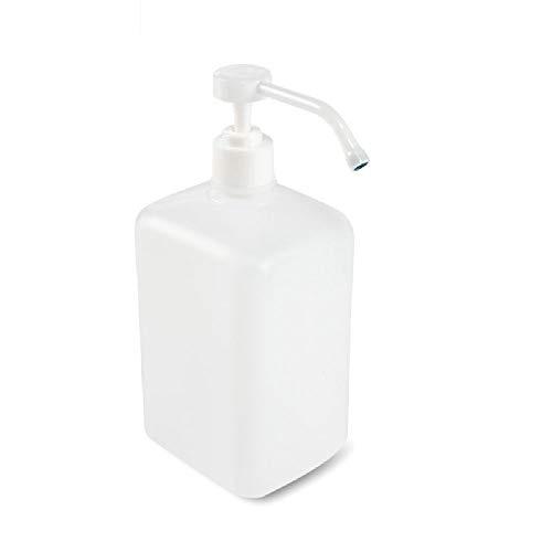 Plus Nao(プラスナオ) スプレーボトル ディスペンサー アルコール用ボトル 消毒用スプレー容器 ポンプ スプレー ボトル アルコール対応 消 - 1000ml