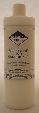 Diamond Edge Supershine Toilettage Conditioner, 500 ml