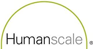 HUMANSCALE 3800050038GR Freedom Part - ARM Support, Right, GPHT, Arm Support Right for Freedom Chair, Graphite