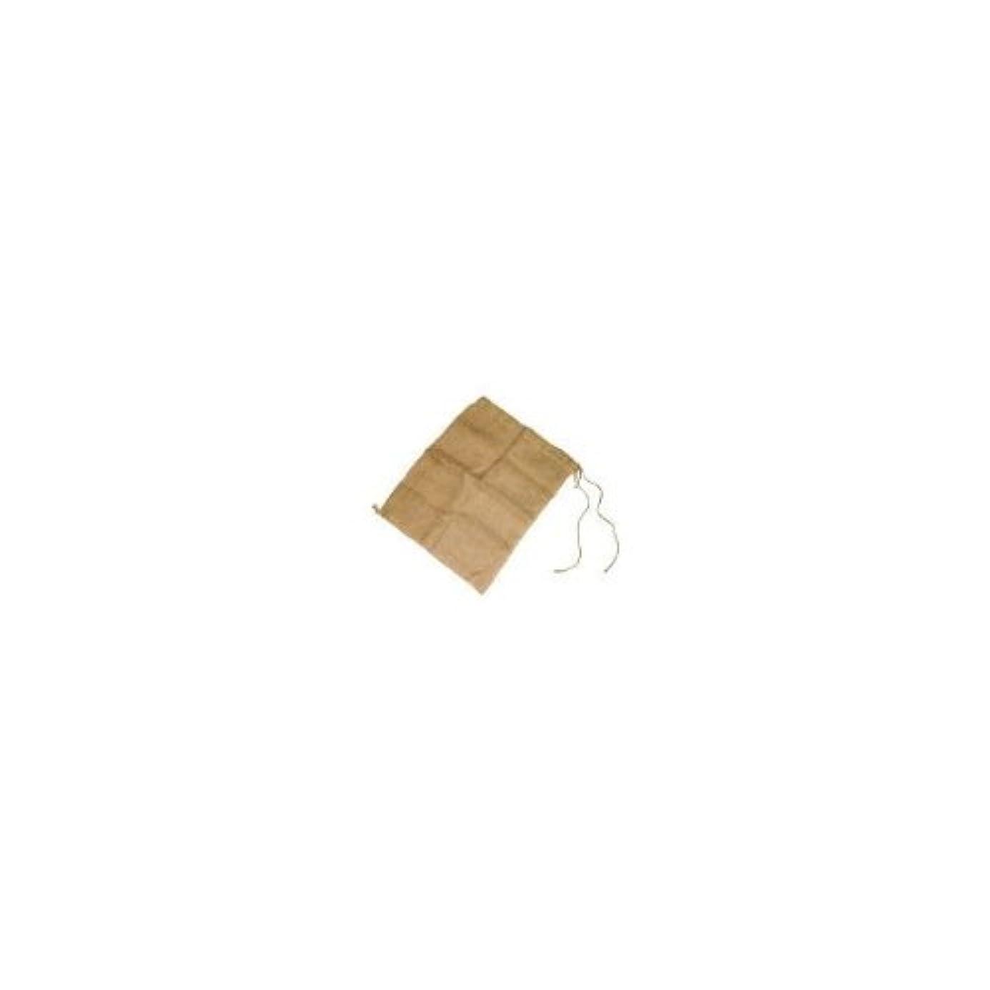 姓低い冒険家萩原 麻袋 口紐付き 48cm×62cm KBM4862 (100枚入り)