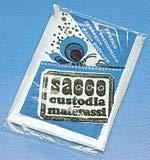 n.3 sacchi custodia di plastica per materasso singolo