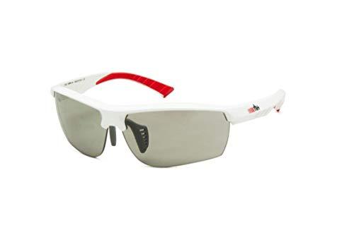 Zero RH+ Sunglasses Zero, Occhiali/Maschere Sportglasses End Unisex – Adulto, Varia Grey, One
