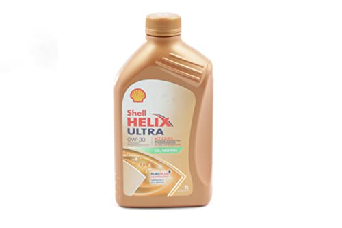 Shell Helix Aceite para Motor (Ultra ect C2/C3 0W-30, 1 L)