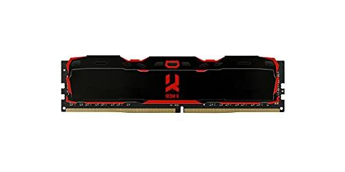 MODULO MEMORIA RAM DDR4 8GB 3200MHz GOODRAM IRDM X BLACK
