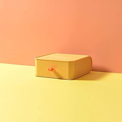 N\C Caja de Almacenamiento de Escritorio, Tipo de cajón, Estante para cosméticos, Escritorio de Oficina, Organice el gabinete de Almacenamiento de Almacenamiento