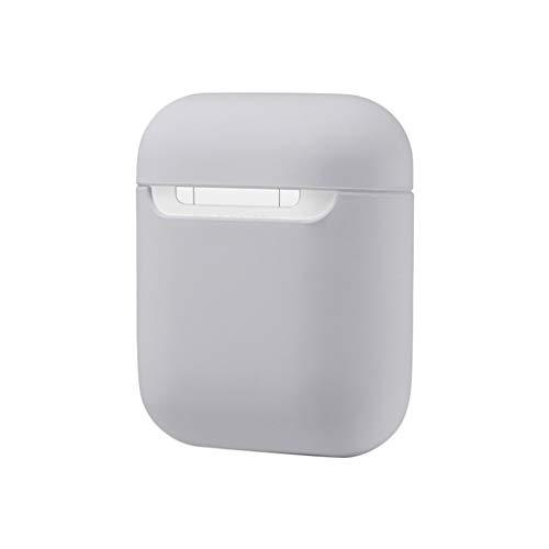 NIUQY Mini Zubehör Sicherheit Smart Weiche Silikon Shock Proof Schutzhülle Geeignet für iPhone Geeignet für AirPods Ohrhörer Tragbarer kompatibel Geschenk Einstellbare Smart Kopfhörer
