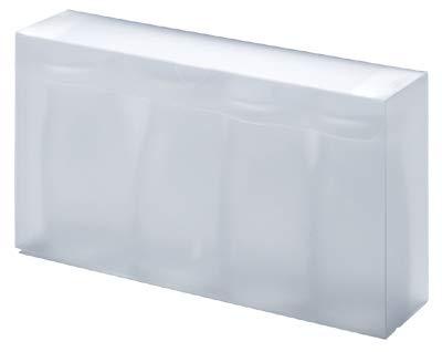株式会社東光 PAOTOKO PPボックス 牛乳瓶プリン4本 200箱セット ※カップ別売り 箱 BOX ボックス 使い捨て ヨーグルト ゼリー 牛乳瓶 ギフトボックス プレゼント テイクアウト 持ち帰り RC053494