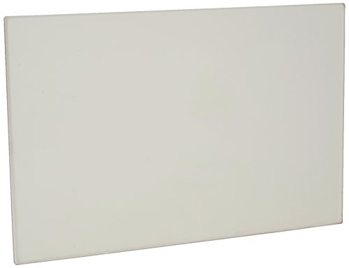 Stovax g322257322x 257mm Stockton 7HD de cristal para estufa de recambio-transparente