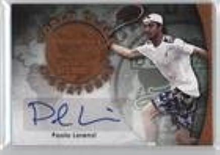 Paolo Lorenzi (Trading Card) 2015 Leaf Ultimate Tennis - World Class Signatures #SA-PL1
