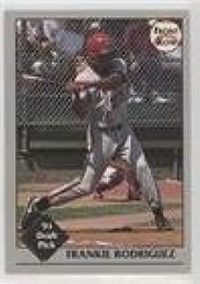 Frankie Rodriguez (Baseball Card) 1991 Front Row Draft Picks - Mail-In Frankie Rodriguez Bonus #FR3