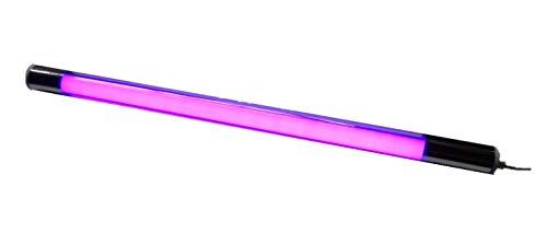 Orgon Leuchtstab LED Röhre Party Deko 18 Watt 1750 Lumen 123cm mit Clipse IP20 pink