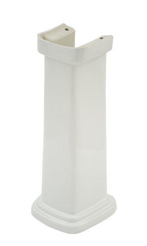 TOTO PT530N#01 Promenade Pedestal Foot, Cotton White