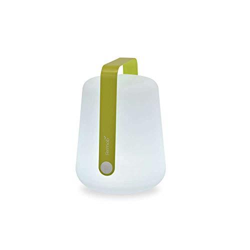Balad Fermob LED Oplaadbare Draadloze lamp, Kleur Groen Verbena H. 38