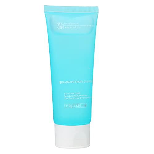 Limpiador facial hidratante, Limpiador facial hidratante Limpiador de poros Desmaquillante Limpiador facial 110g