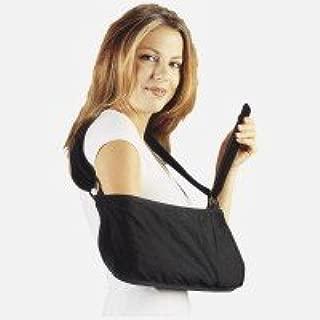 Hely & Weber 500-L Arm Sling Deep Pocket Black Large Ea